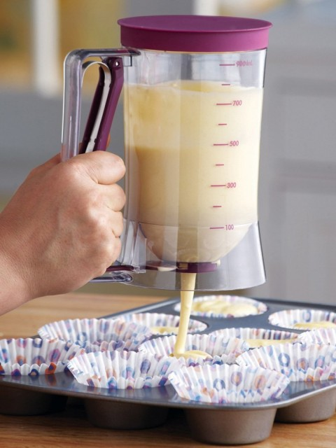 Cake Batter Dispenser!!! Genius Ideas and Top 10 Home Gadgets at the36thavenue.com