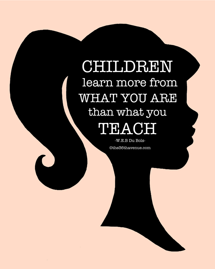 10 Things Children Learn From Parents - The 36th AVENUE
