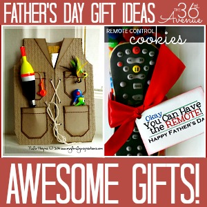 Father's day Gift Ideas at the36thavenue.com