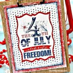 Fourth Of July Free Printable and Blog Hop