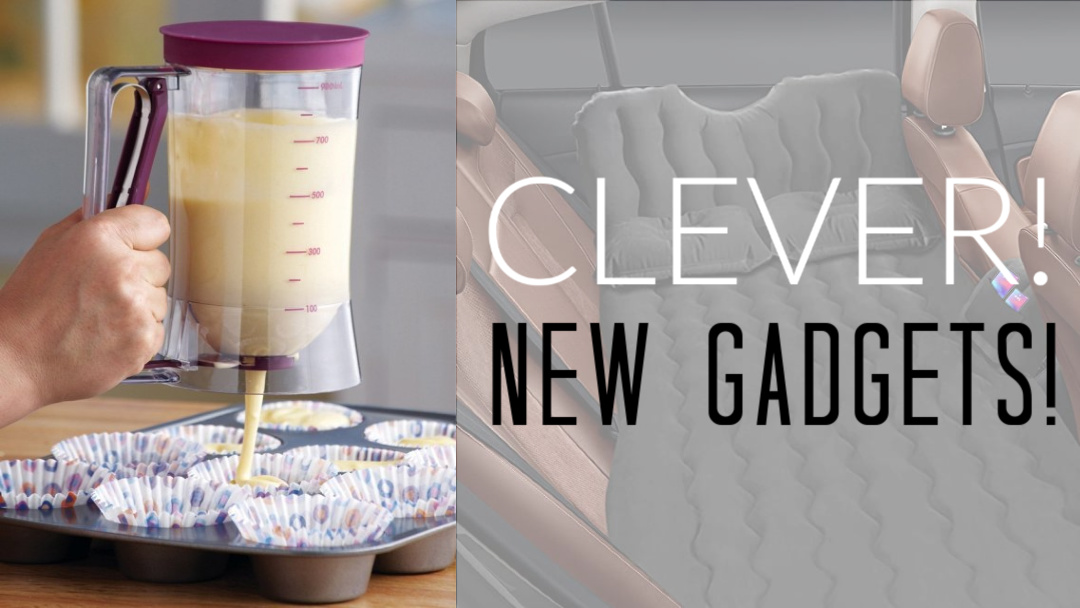 10 Clever Gadgets Everyone Should Have