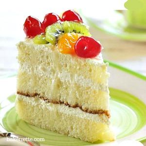 white cake 300