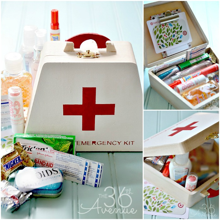 Emergency Kit FB