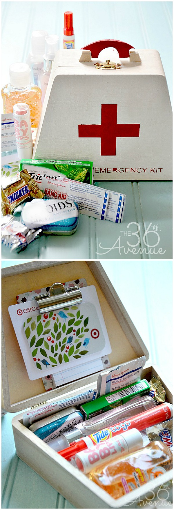 Emergency Kit Gift Idea