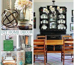 Home Decor Affordable DIY Ideas