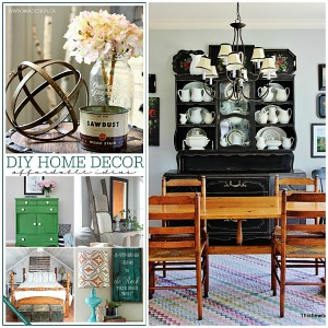 Home Decor Affordable DIY Ideas at the36thavenue.com