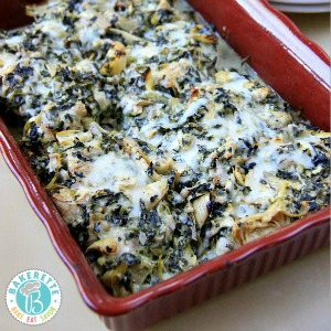 Spinach Artichoke Chicken Recipe