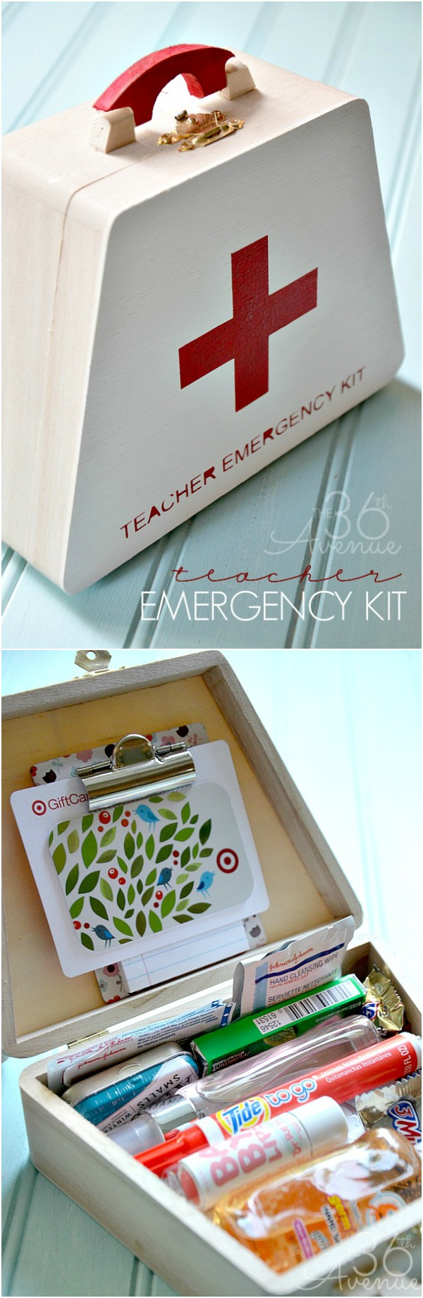 Emergency Kit Gift Idea Perfect For Teachers Friends And S The36thavenue