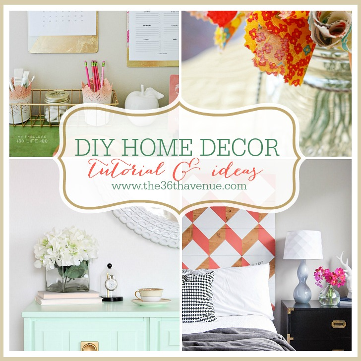 DIY Home Decor Tutorials FB
