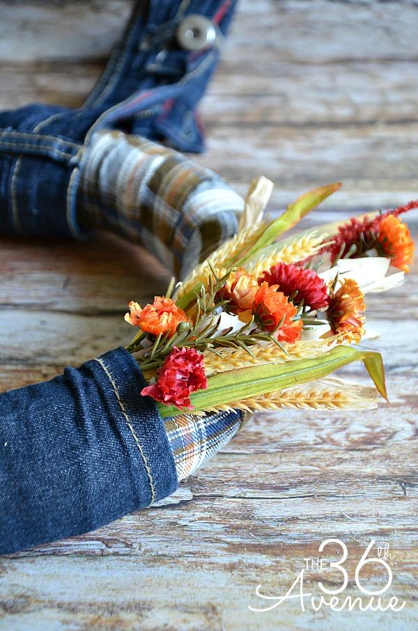 Fall Wreath Tutorial 3