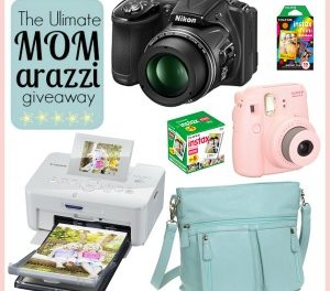 Mom-arazzy Giveaway