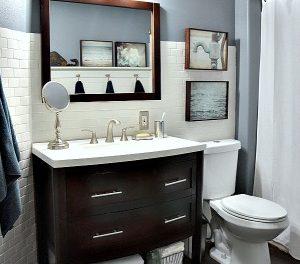 Home Decor – Bathroom Makeover