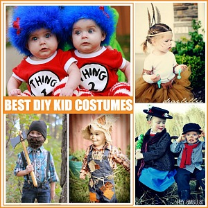 Halloween Costume Ideas for kids... These are the best! the36thavenue.com