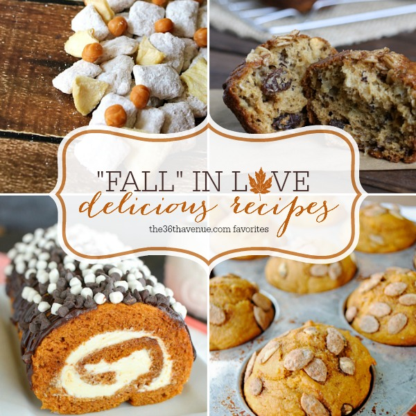 Fall Recipes FB atthe36thavenue.com