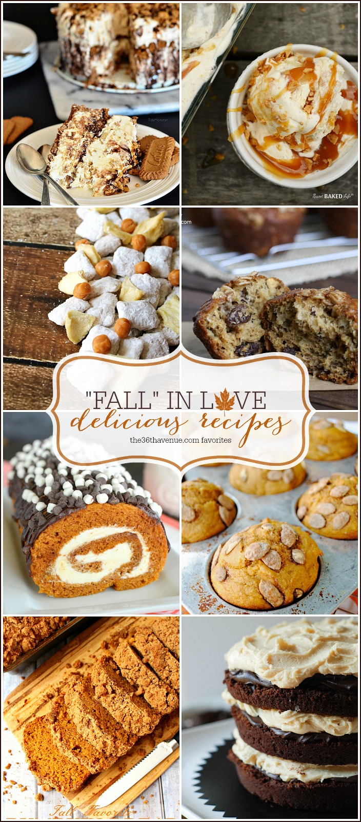 Fall Recipes at the36thavenue.com