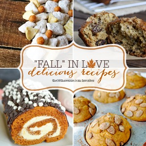 Recipes : Delicious Recipes that we love for Fall... Enjoy! { the36thavenue.com }