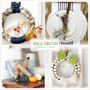 Home Decor- Super cute home decor projects.