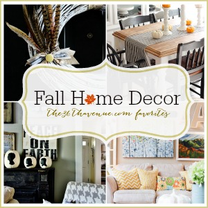 Home Decor - Fall Decor Ideas at the36thavenue.com