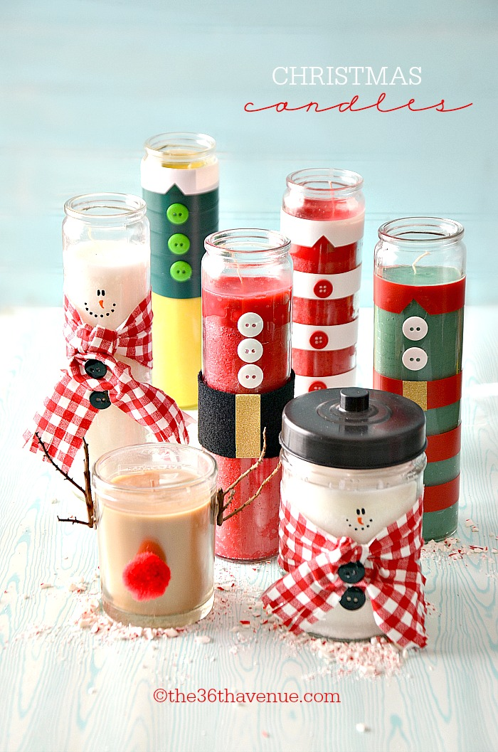 The 36th avenue snow globe christmas gift idea the Cute homemade christmas gifts