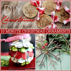 Christmas Ornaments 300