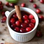Slow Cooker Recipe – Cranberry Apple Cider