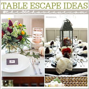 Table Escape Ideas 300