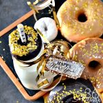 New Years Party Donuts and Printable