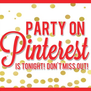 Time to Party on Pinterest!