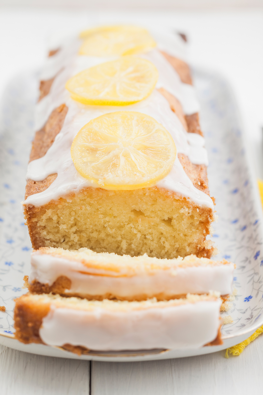 Starbucks Lemon Iced Cake Copycat Recipe. This is a delicious lemon pound cake recipe.