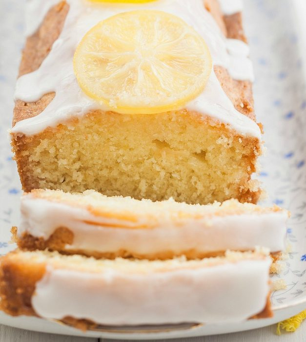 Starbucks Lemon Pound Cake Copycat