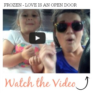 Frozen- Love Is An Open Door by Mom and Daughter... So cute!