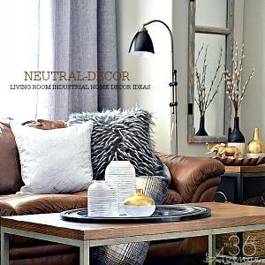 Home Decor Neutral Living Room The 36th Avenue