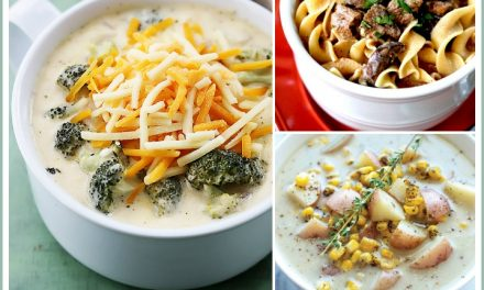 Top Slow Cooker Soup Recipes