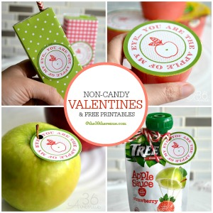 Valentines and Free Printable