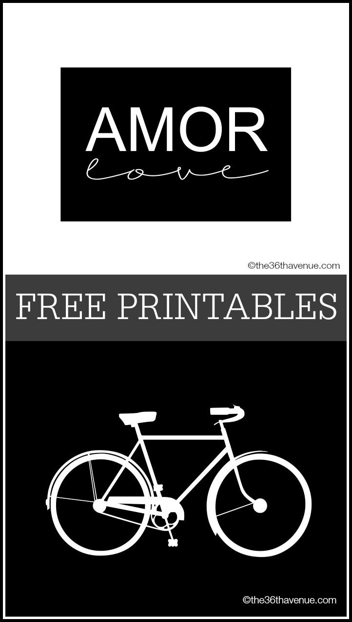Free Printables Entryway