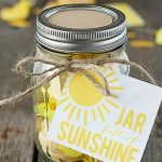 Handmade Gifts – Sunshine in a Jar