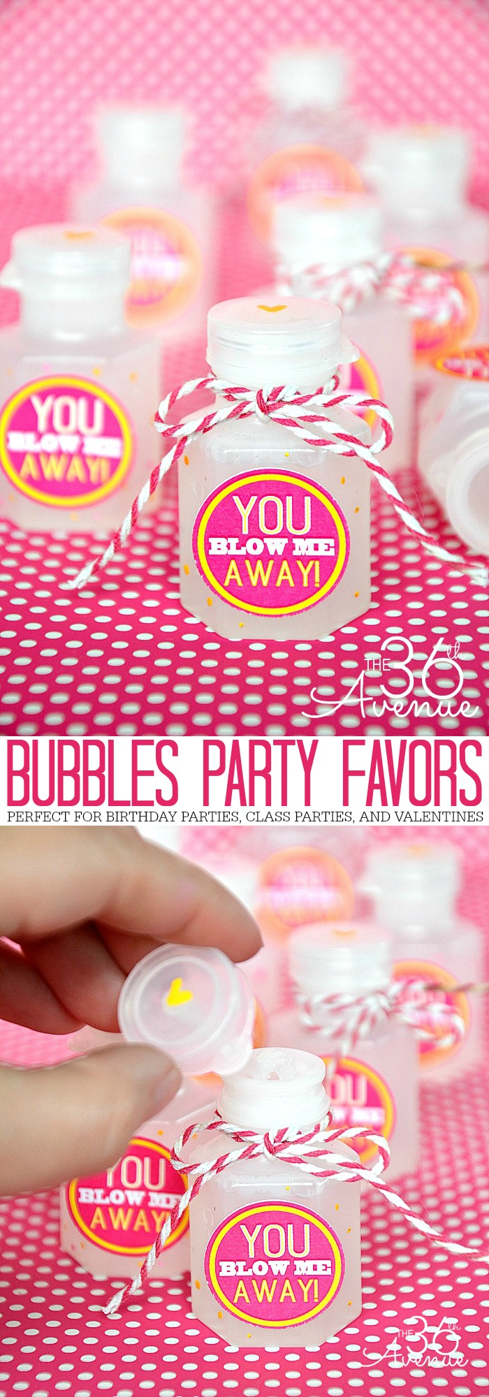 Free Printable and Valentines. These also make the perfect party favors!