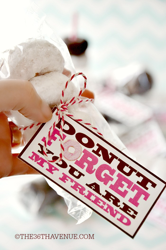 The 36th AVENUE   Free Printable – Donut Forget   The 36th ...