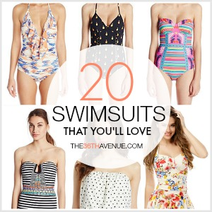 Swimsuits – One Piece and Tankini Favorites