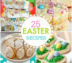 Easter Recipes – Yummy Treats