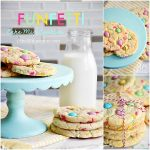 Cookie Recipes – Funfetti Cake Mix Cookies