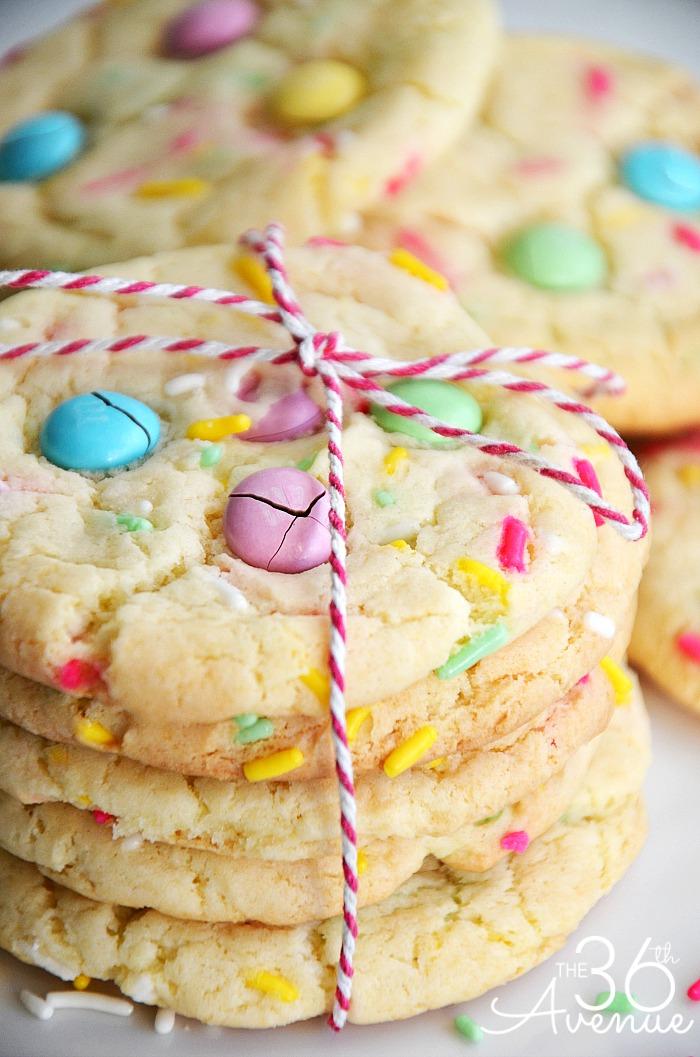 Subway Cookies Recipe Cake Mix