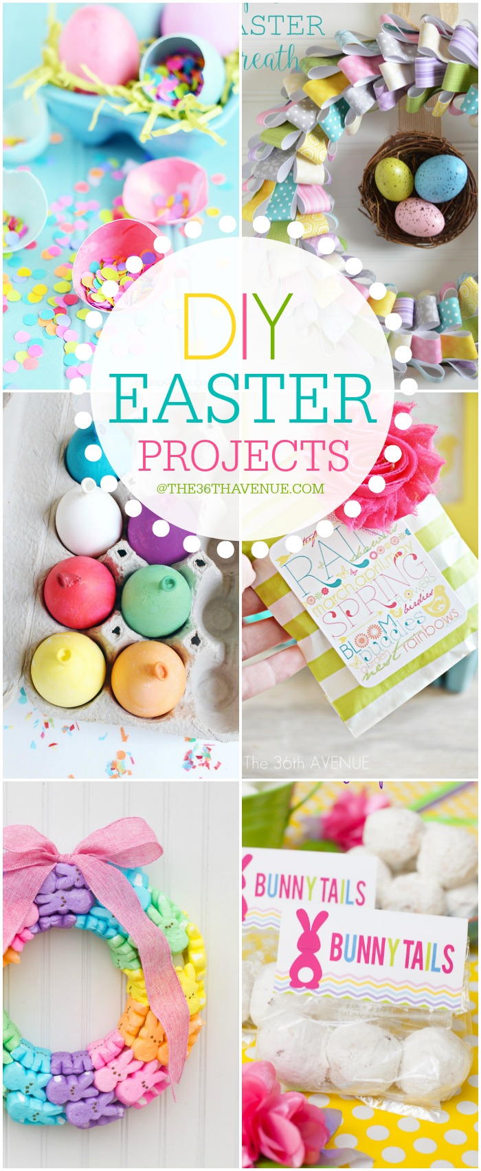DIY Easter Crafts and Decor Ideas that you can make.