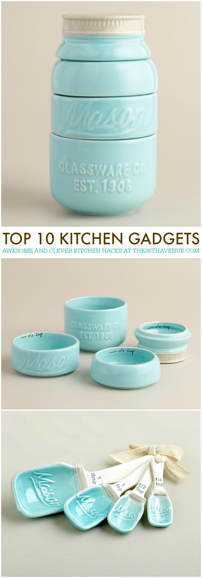 The 36th Avenue Top 10 Kitchen Gadgets The 36th Avenue