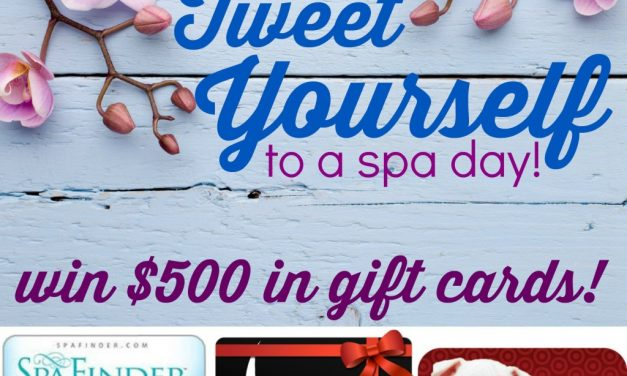 Amazing SPA Bundle Giveaway