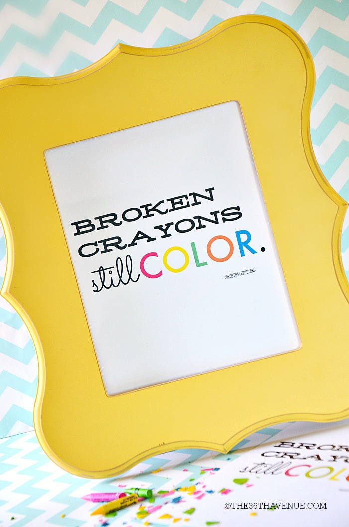 Free Printable at the36thavenue.com