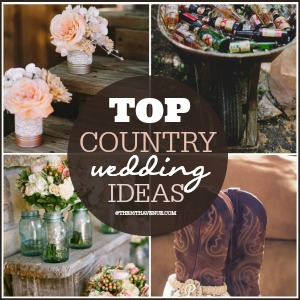 Weddings - Top Country Wedding Ideas at the36thavenue.com
