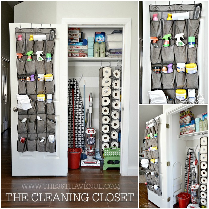 Cleaning Tips Closet Organization At The36thavenue