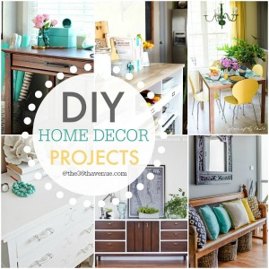 DIY Home Decor Projects and Ideas