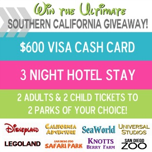 Summer Vacation Giveaway